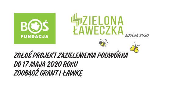 Zielona Ławeczka edycja 2020